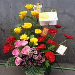 Bunga Meja Tangerang