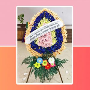 bunga krans tuban